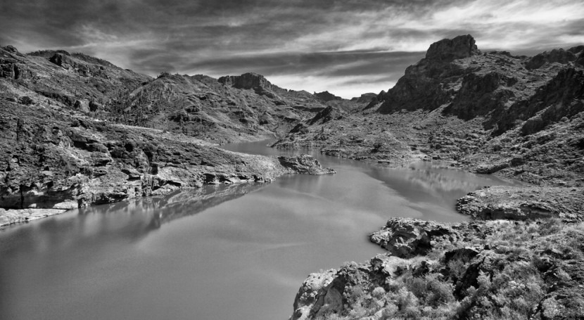 Miradores turísticos cultura agua #GranCanaria #Canarias