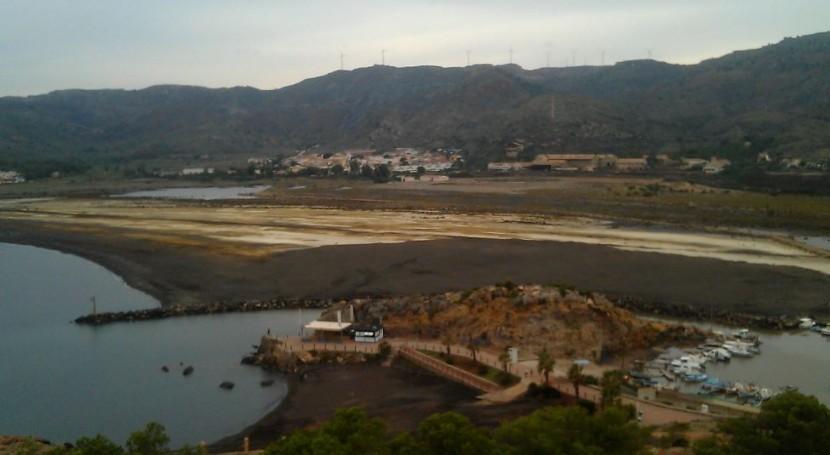 32 millones euros regenerar Bahía Portmán Murcia