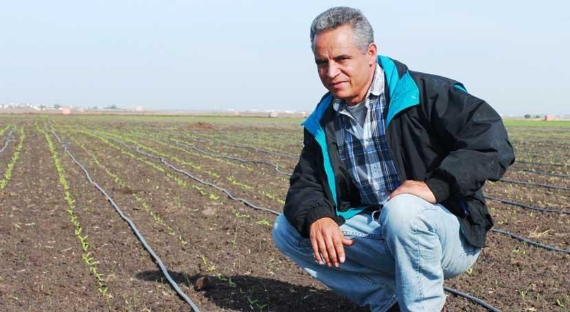 potencial agrícola Marruecos comienza gota agua