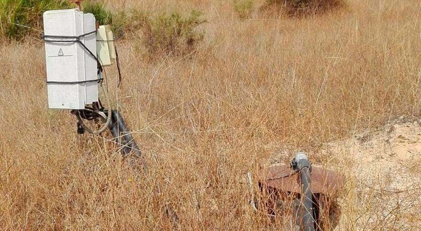 CHG cerrará 170 pozos entorno Doñana concesión riego 318 hectáreas