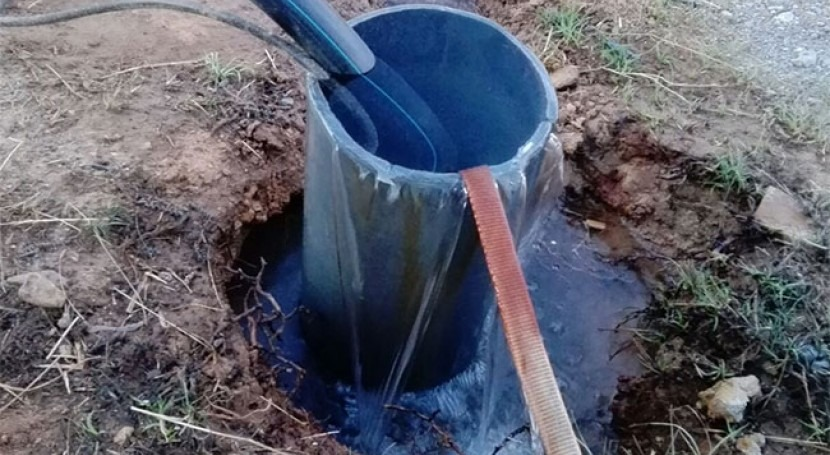 Porzuna solucionará falta agua Citolero, Bonal y Cepero dos nuevos pozos