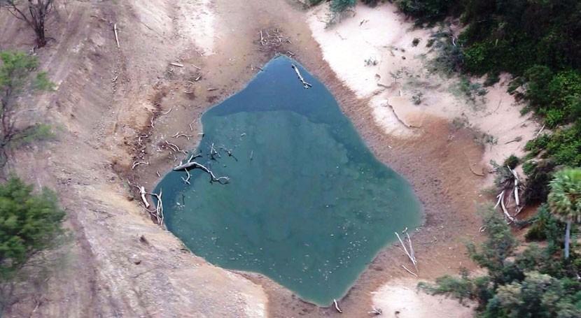 Nuevos pozos agua dulce llenarán tajamares zonas críticas río Pilcomayo