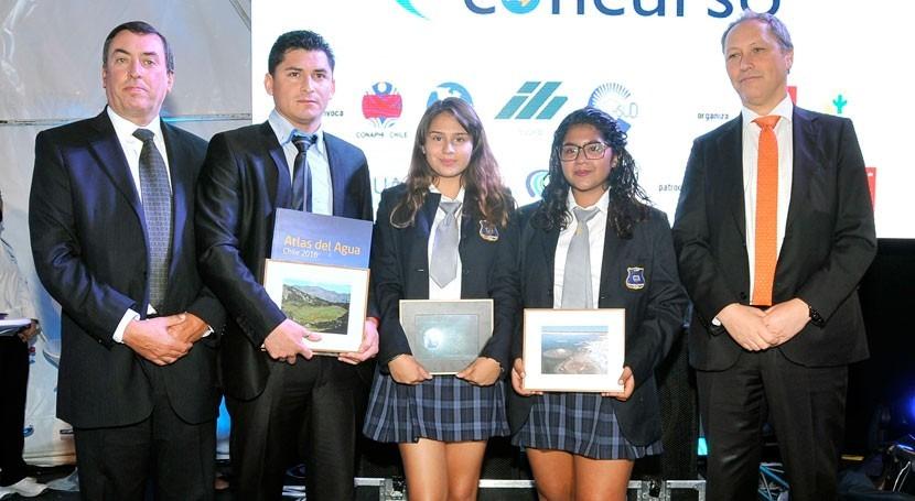 proyecto atrapanieblas, apuesta chilena Stokholm Junior Water Prize