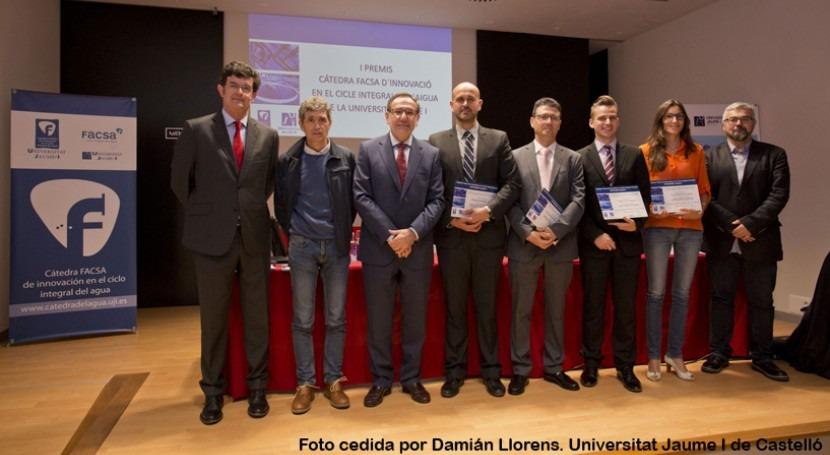 Dos investigaciones IIAMA ganadoras premios Cátedra FACSA-UJI