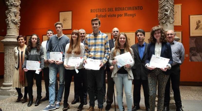 Confederación Hidrográfica Ebro colabora Sexta Olimpiada Geográfica Aragón