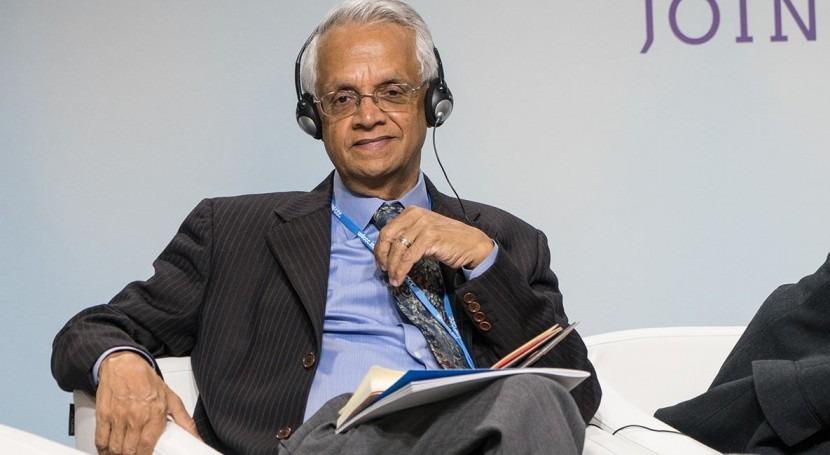 climatólogo indio Veerabhadran Ramanathan, premio Fundación BBVA Fronteras Conocimiento