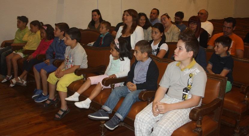 """""""Investiga, conoce y cuida agua"""", premios escolares salmantinos defensa agua"""