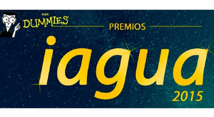 Premios iagua 2015 Dummies