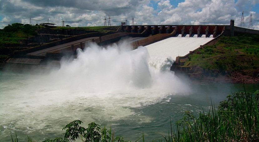 hidroeléctrica ITAIPU rompe récord mundial generación energía