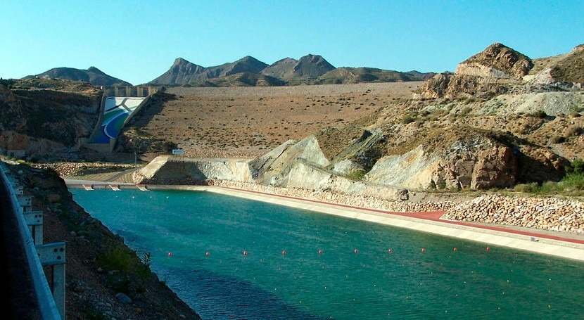 nueva red riegos Almanzora acaba pérdidas agua