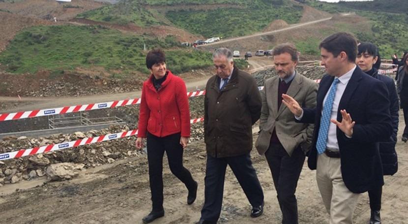 José Fiscal afirma que Presa Alcolea solucionará desequilibrios hídricos Huelva