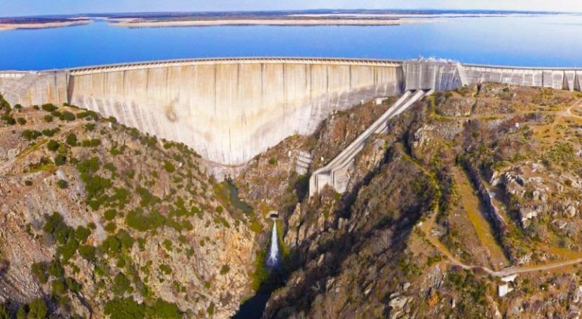 ¿Cuál es presa más grande España?