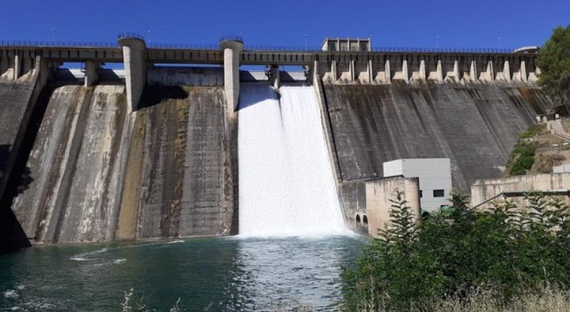 año hidrológico 2019-20 se cierra cuenca Ebro