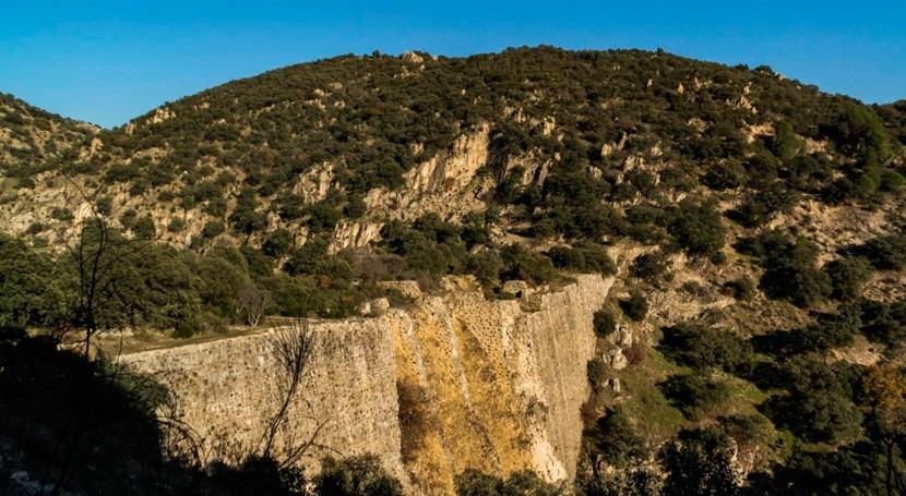CAM declara Bien Interés Cultural Presa Gasco y Canal Guadarrama