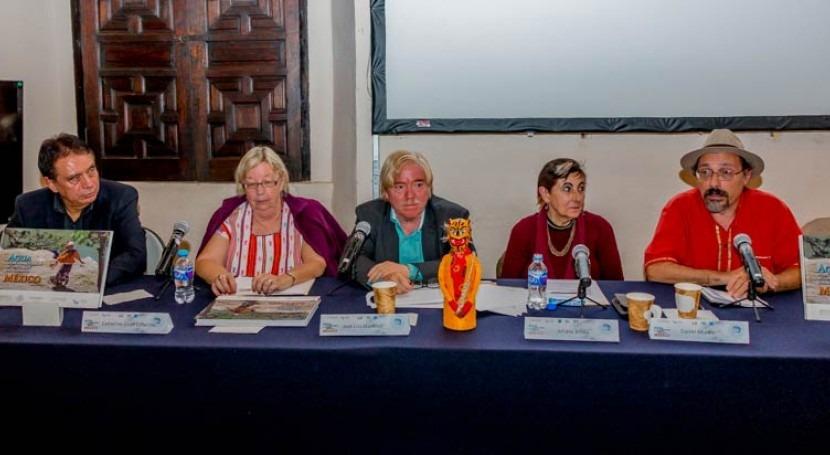 Presentación libro Agua cosmovisión pueblos indígenas México