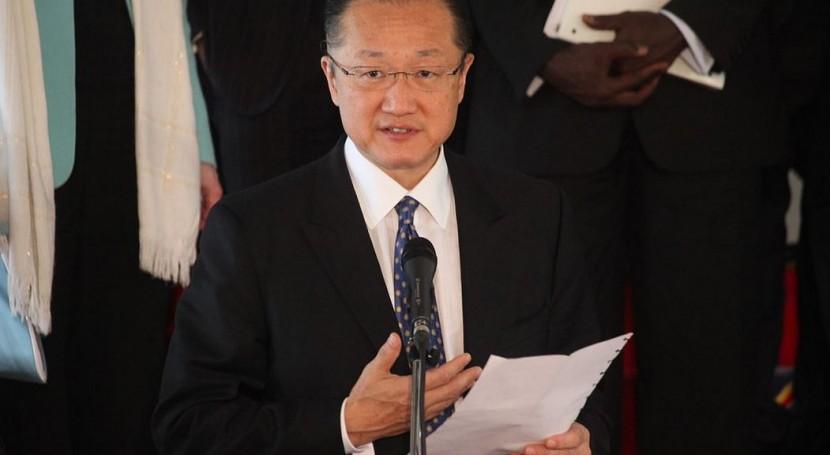 Jim Yong Kim (Wikipedia/CC).