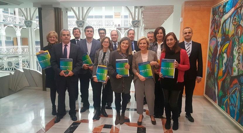 Mar Menor, depuración y comunidades regantes, presupuestos ambientales Murcia 2017