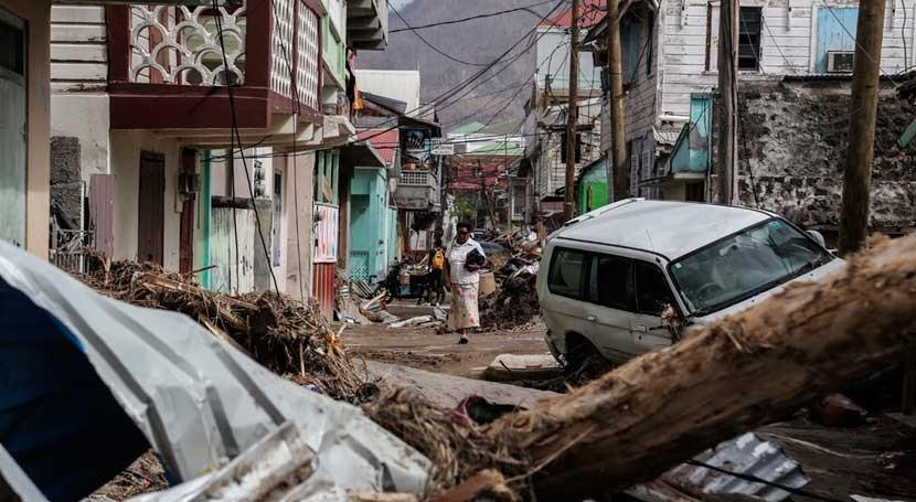 Responder desastres naturales no basta, hay que anticiparse