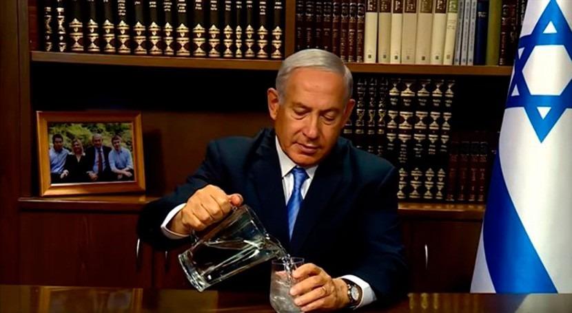 primer ministro israelí ofrece iraníes tecnología sequía