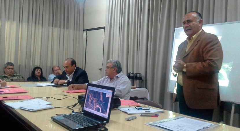 "Salazar: "" solución definitiva Pilcomayo pasa manejo integral cuenca"""