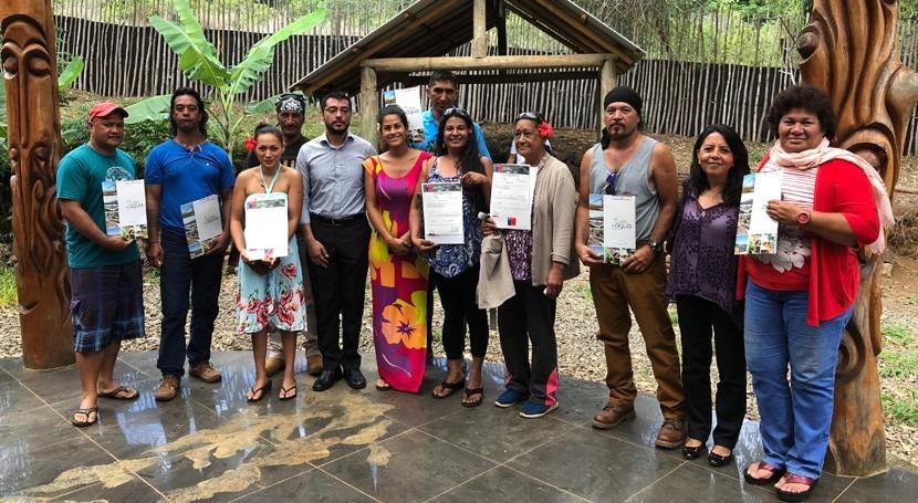 Ley Fomento al Riego Chile llega Isla Pascua beneficiando 11 familias