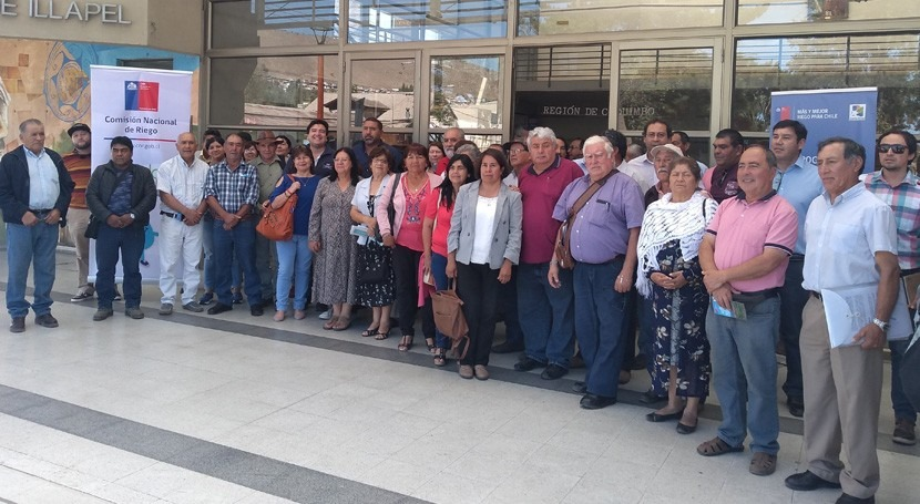 Coquimbo y CNR lanzan programa saneamiento y regularización derechos agua