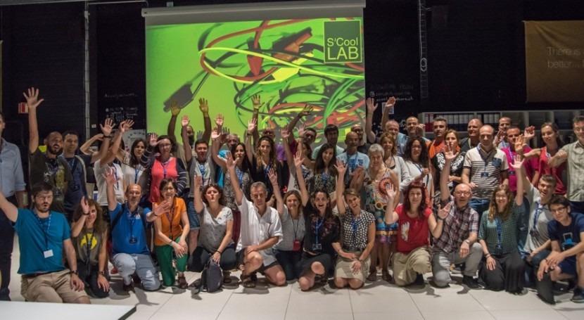 Docentes españoles amplían formación ciencias CERN gracias Fundación Aquae