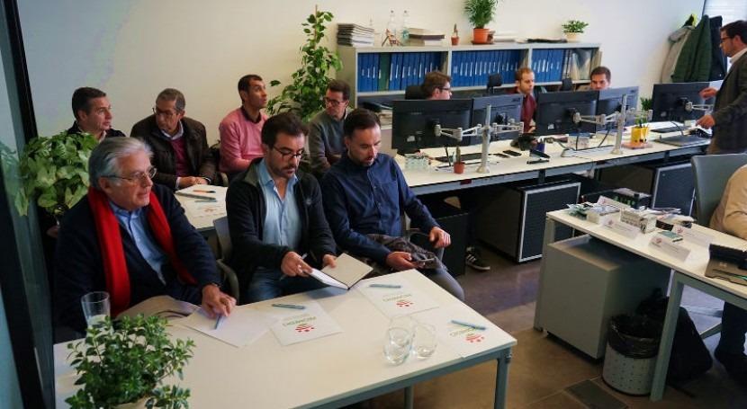 Águas do Algarve estudia implantación sistemas telecontrol junto Promedio