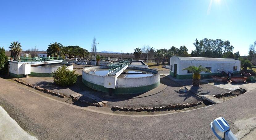 PROMEDIO inicia gestión EDAR Montijo-Puebla Calzada
