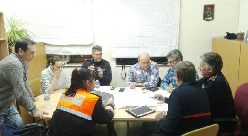 Alicante activa protocolo Actuación Municipal frente al riesgo inundaciones