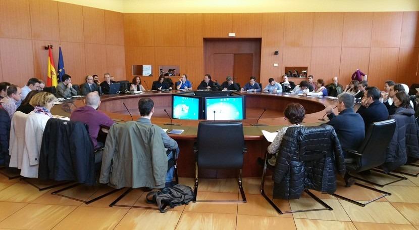 CHT patrocina presentación Proyecto europeo AMBER eliminación barreras ríos