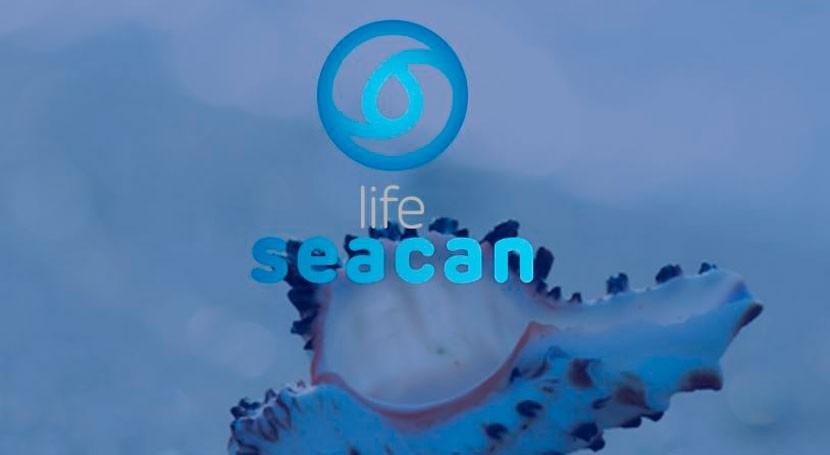 proyecto LIFE SEACAN tratamiento aguas ya tiene página web