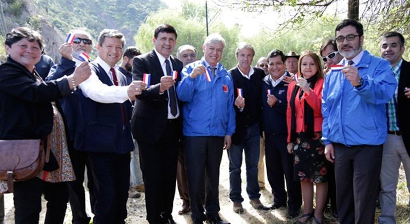 proyecto riego Quillota beneficiará más 4.600 agricultores chilenos