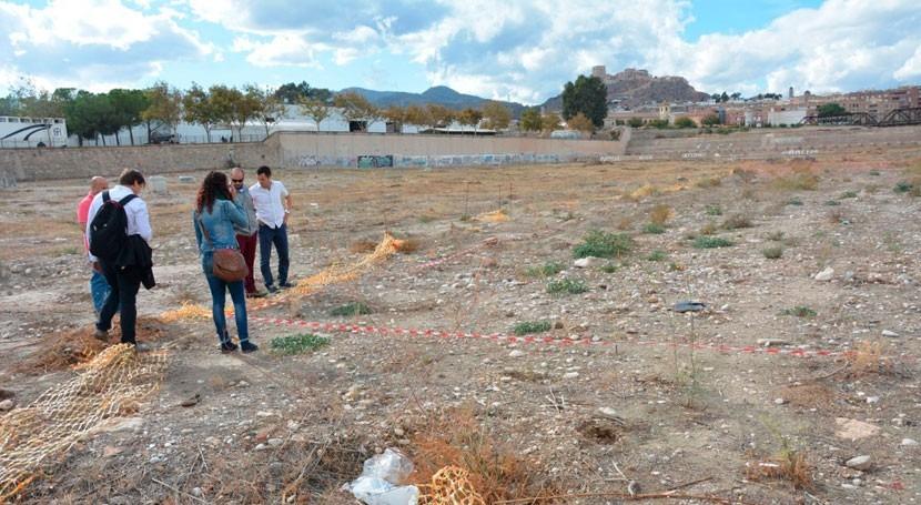 rehabilitación Guadalentín dentro proyecto Life+ Riverphy, debate Lorca