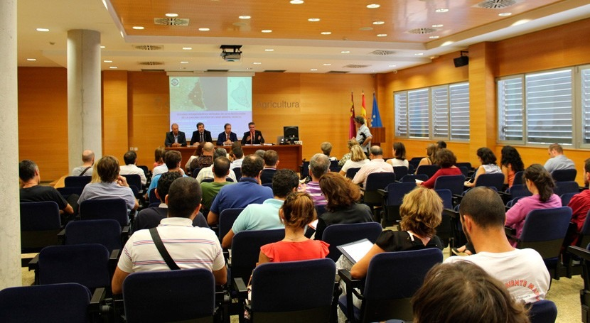 Murcia impulsa investigación Mar Menor conseguir recuperación