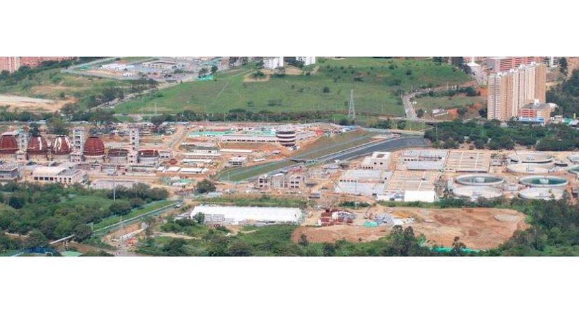 Conoce últimas novedades PTAR Bello, Medellín, Colombia
