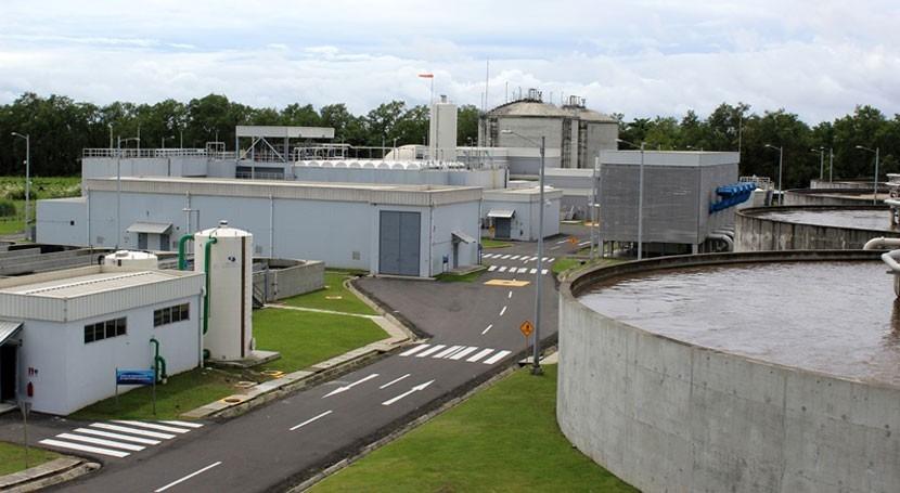 Gobierno da conocer nueva Planta Tratamiento Aguas Residuales Panamá