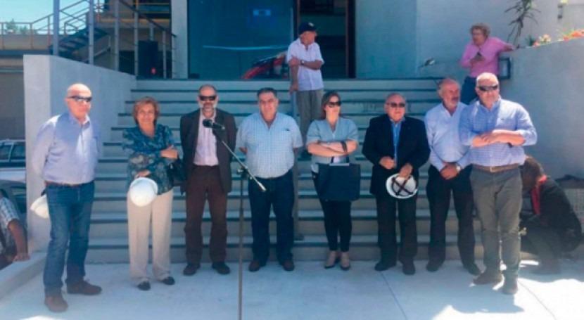 Gobierno uruguayo inaugura nueva planta potabilizadora agua Durazno