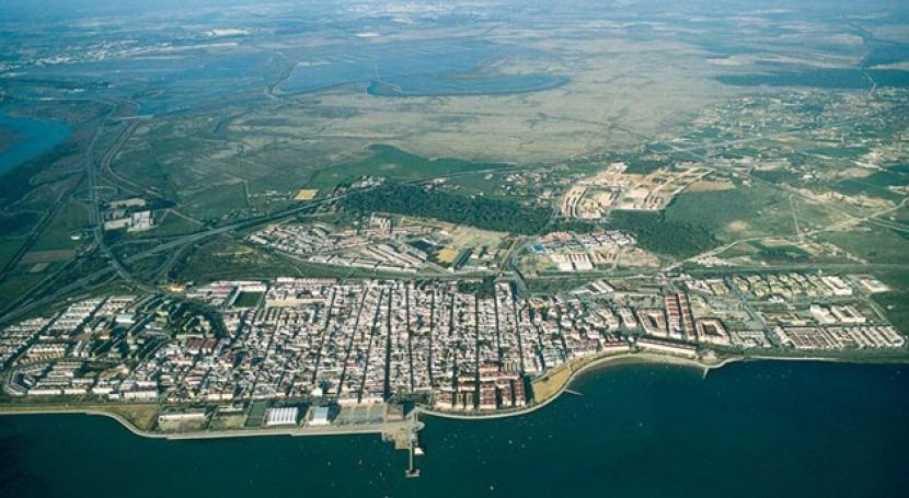 Gobierno andaluz pone servicio nuevo depósito agua Puerto Real