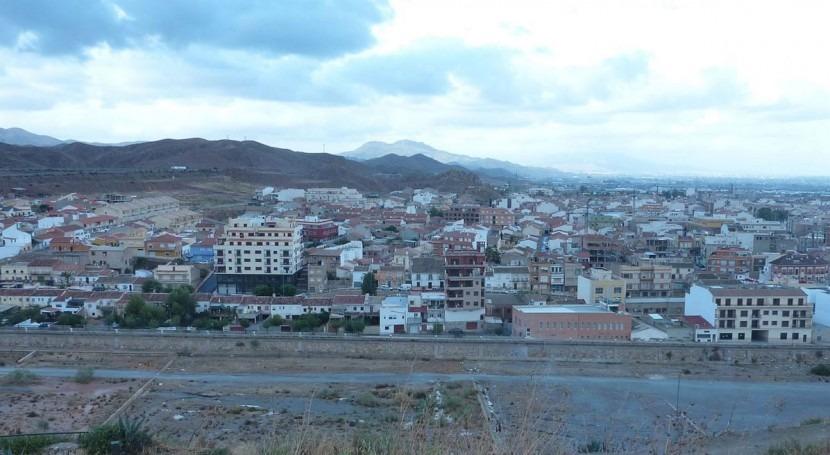 Culminan obras tres colectores saneamiento Mazarrón y Puerto Lumbreras