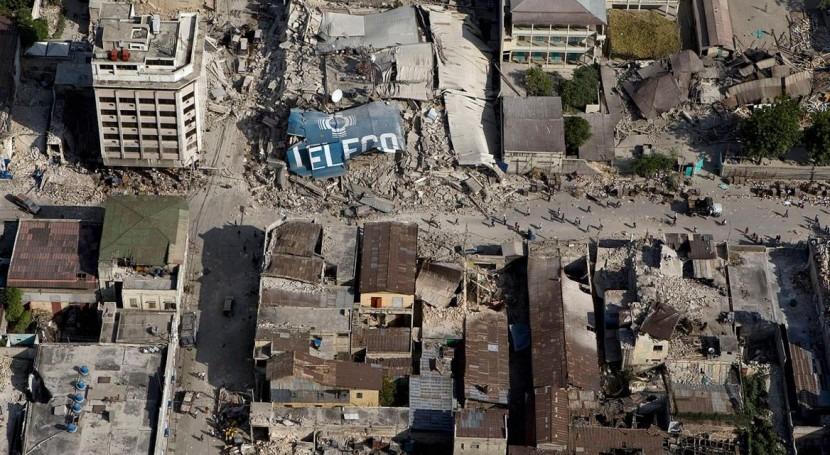 Haití mejorará manejo cuencas hídricas hacer frente desastres naturales