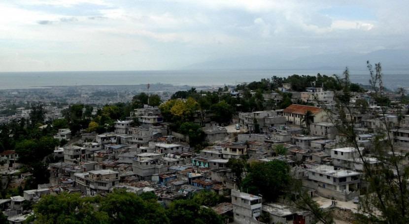 Repensar agua Haití