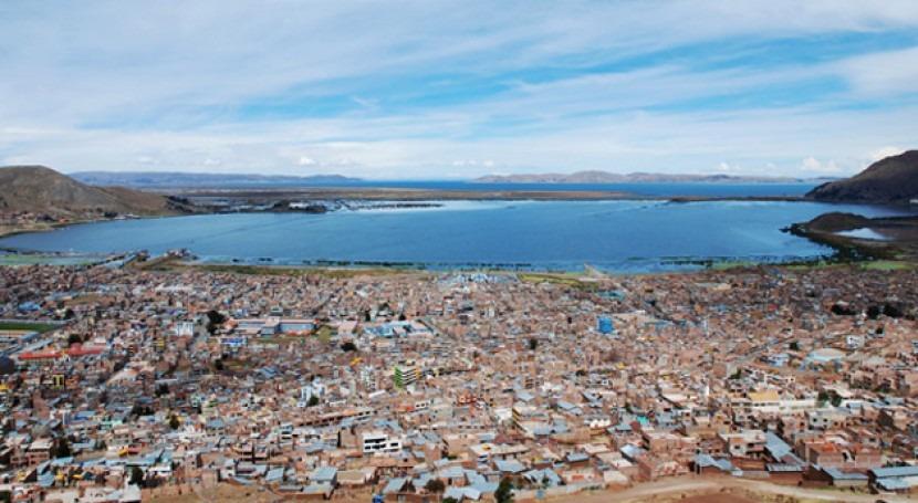 Veolia Servicios Perú S..C y FCC Aqualia se presentan como interesados PTAR Titicaca