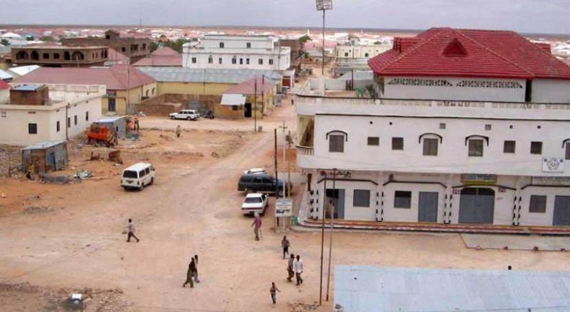 Declarado estado emergencia región somalí Puntlandia fuerte sequía