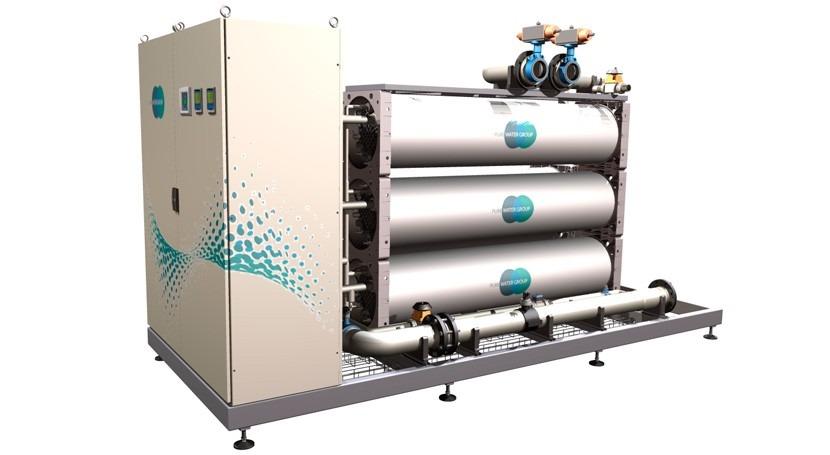 Pure Water Group vuelve tener éxito Egipto