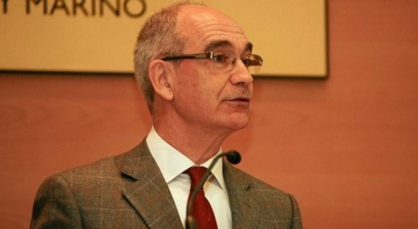Rafael Mujeriego, Presidente de la Asociación Española de Reutilización Sostenible del Agua (ASERSA).