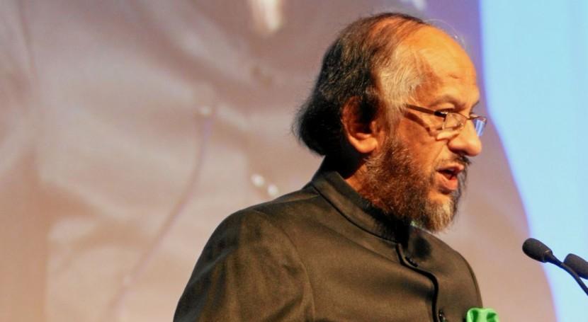 Rajendra Pachauri (Wikipedia/CC).
