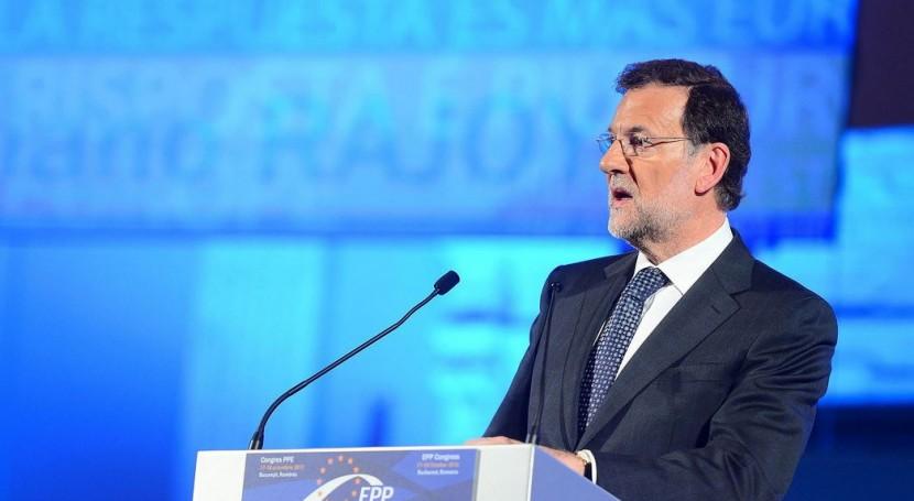 Rajoy dice que política agua ha sido solidaria y destaca acuerdo trasvase Tajo-Segura