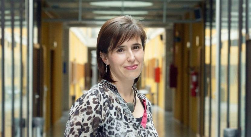 Rakel Gastesi, doctora por la UPNA