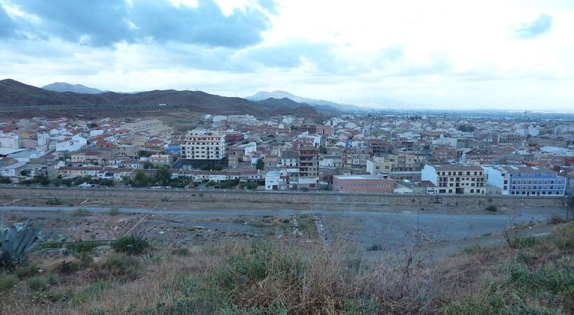Murcia destina 159.000 euros restaurar infraestructuras hidráulicas Rambla Nogalte